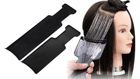 Profesionální hřeben na barvení vlasů
