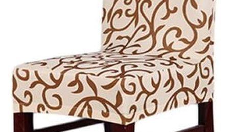 Pomocí potahu na židli vytvoříte i z naprosto obyčejné židle luxusní a komfortní posezení.
