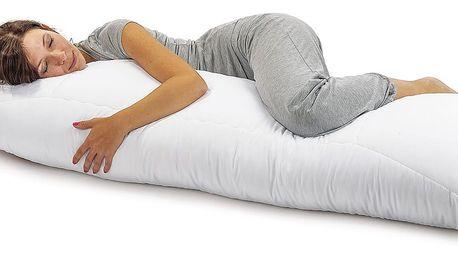 4Home Relaxační polštář Náhradní manžel (Dakimakura), 55 x 180 cm