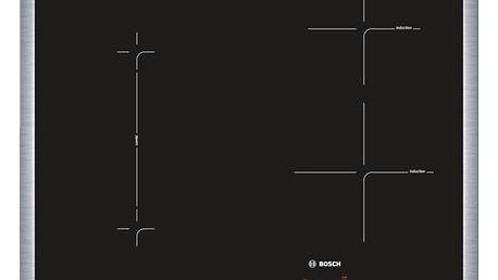 Indukční varná deska Bosch PVS645FB1E černá