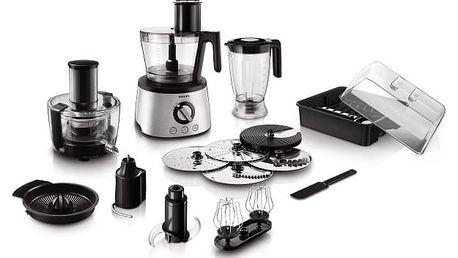 Kuchyňský robot Philips HR7778/00 stříbrný