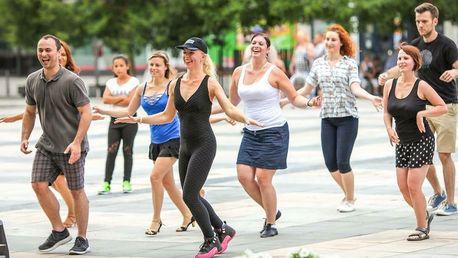 Kurz kubánské salsy pro ženy začátečnice