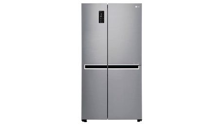 Chladnička s mrazničkou LG GSB760PZXZ nerez