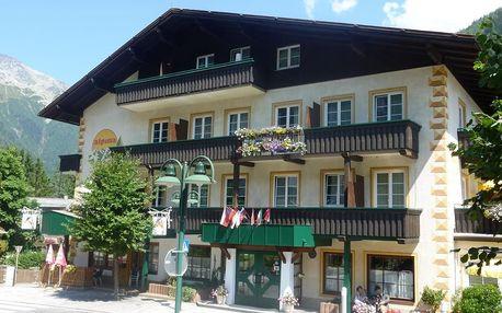 Rakousko - Mölltal / Ankogel na 8 až 11 dní, bez stravy s dopravou vlastní