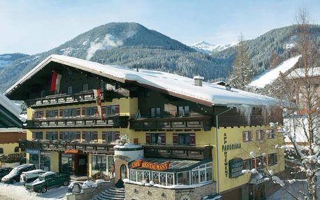 Rakousko - Salcbursko na 4 až 8 dní, bez stravy s dopravou vlastní