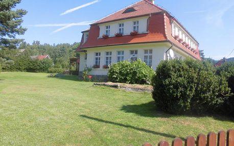 České Švýcarsko: Penzion Laguna