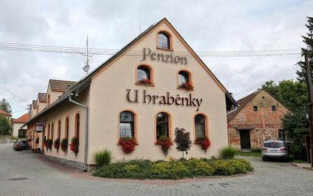 Moravský kras: Penzion U Hraběnky