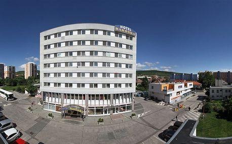 Slovensko - Bratislava na 4 až 8 dní, snídaně s dopravou vlastní