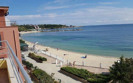 Bulharsko - Nesebar na 8 dní, polopenze, snídaně nebo bez stravy s dopravou letecky z Prahy nebo Sliače přímo na pláži