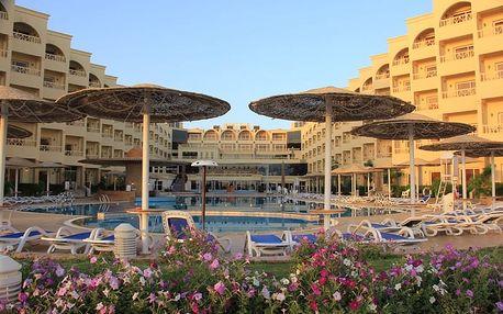 Egypt - Hurghada na 8 až 9 dní, all inclusive s dopravou letecky z Prahy nebo Brna přímo na pláži