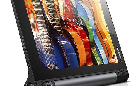 Dotykový tablet Lenovo Yoga Tablet 3 8 16 GB LTE ANYPEN II (ZA0B0045CZ) černý Software F-Secure SAFE, 3 zařízení / 6 měsíců v hodnotě 979 Kč