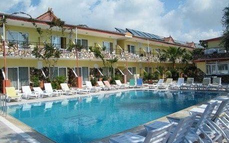 Turecko - Side na 8 až 9 dní, all inclusive s dopravou letecky z Brna, Prahy nebo Ostravy 150 m od pláže