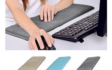 Zdravotní podložka před klávesnici