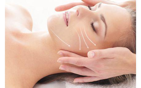 70min. balíček hloubkové kosmetické péče s masáží