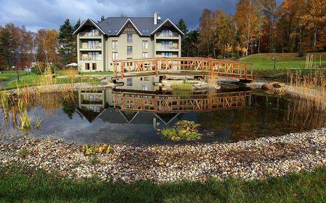 České Švýcarsko: The Forest Garden Hotel