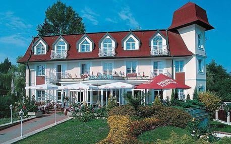 3 až 6denní wellness pobyt pro 2 s polopenzí v hotelu Ferdinand*** v Mariánských Lázních