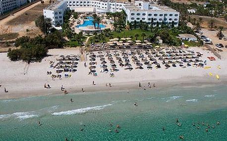Tunisko - Mahdia na 8 dní, all inclusive s dopravou letecky z Brna nebo Prahy přímo na pláži