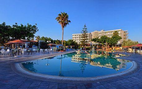 Řecko - Kos na 7 až 9 dní, all inclusive, polopenze nebo snídaně s dopravou letecky z Ostravy nebo Prahy přímo na pláži