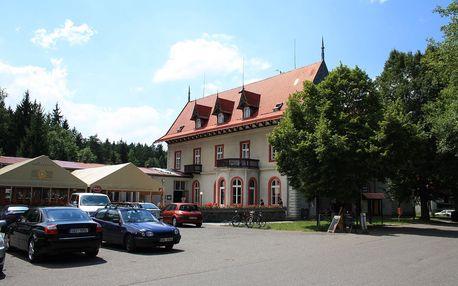České Švýcarsko: Hotel Mezní Louka