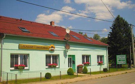 Moravský kras: Penzion u Balcarky