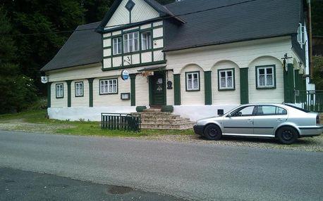 České Švýcarsko: Penzion Křinice