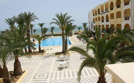 Tunisko - Zarzis na 8 dní, all inclusive s dopravou letecky z Prahy přímo na pláži