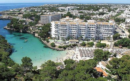 Španělsko - Mallorca na 8 až 9 dní, all inclusive s dopravou letecky z Prahy nebo Brna 50 m od pláže
