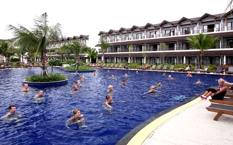 Thajsko - Phuket na 9 až 11 dní, polopenze nebo snídaně s dopravou letecky z Prahy přímo na pláži