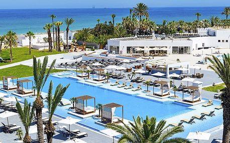 Tunisko - Sousse na 8 dní, all inclusive s dopravou letecky z Brna nebo Prahy přímo na pláži