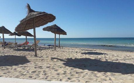 Tunisko - Djerba na 7 až 9 dní, all inclusive s dopravou letecky z Prahy