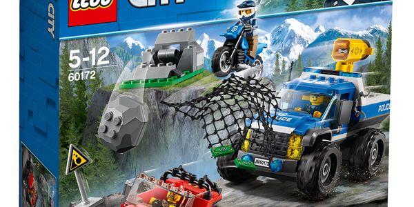 LEGO® City 60172 Honička v průsmyku