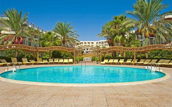 Egypt - Hurghada na 8 až 9 dní, all inclusive s dopravou letecky z Prahy, Brna nebo Ostravy přímo na pláži