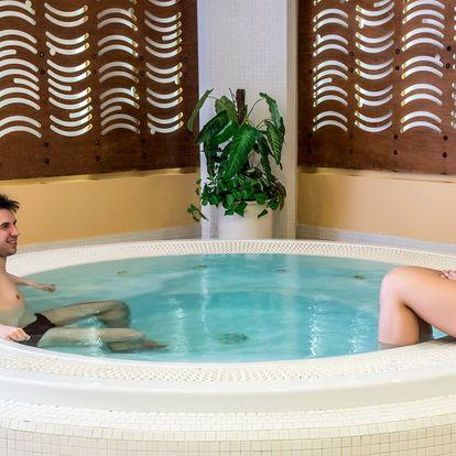 2hodinový relax v přerovském wellness centru