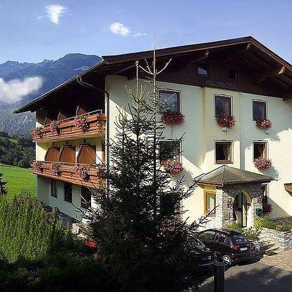 Rakousko - Kaprun / Zell am See na 3 až 11 dní, all inclusive s dopravou vlastní