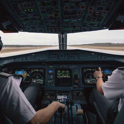 Pilotem na zkoušku: Instruktážní let