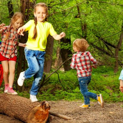 Letní dobrodružství pro děti: tábor Borek