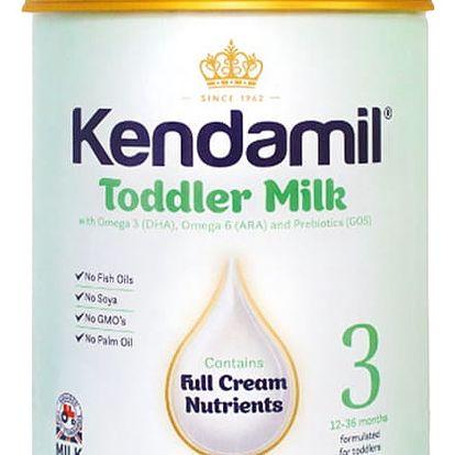 3x KENDAMIL Batolecí mléko 3 (900 g)