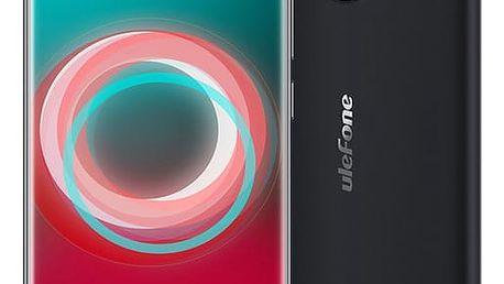 Mobilní telefon UleFone Power 3S Dual SIM (6937748732266) černý Software F-Secure SAFE, 3 zařízení / 6 měsíců v hodnotě 979 Kč + DOPRAVA ZDARMA