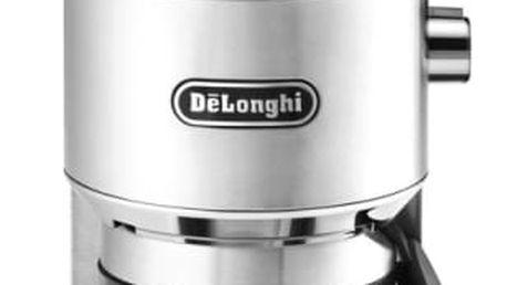 Kávomlýnek DeLonghi DEDICA KG520M stříbrný