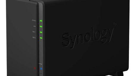 Datové uložiště (NAS) Synology DS218play (DS218play) černé