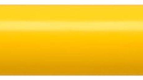 Žlutý silikonový váleček Premier Housewares Zing