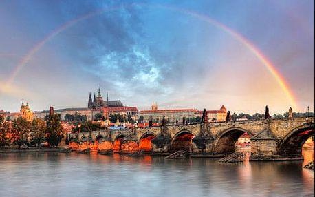 Pobyt v Praze na Pankráci u nákupního centra a kousek od atrakcí města v příjemném 3* hotelu