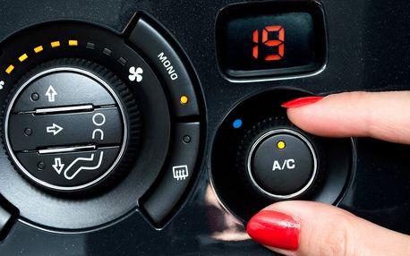 Dokonalá údržba klimatizace vašeho vozu