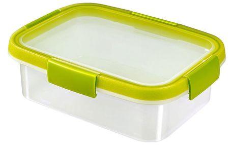 Curver SMART FRESH 57183 Dóza na potraviny 1L - zelené víko