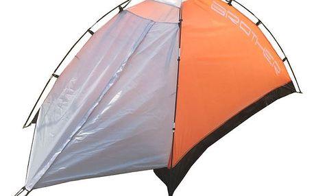 CorbySport 5784 Turistický stan pro 2 osoby