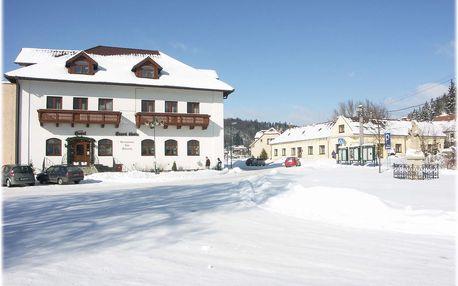 Moravský kras: Hotel Stará škola