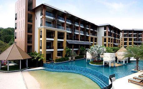 Thajsko - Phuket na 8 až 10 dní, snídaně s dopravou letecky z Prahy 200 m od pláže