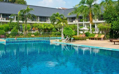 Thajsko - Pattaya na 8 až 10 dní, snídaně s dopravou letecky z Prahy 350 m od pláže