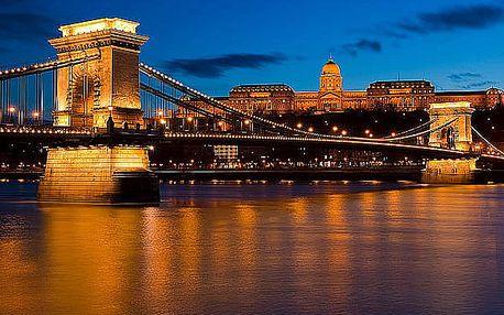 Ubytování v Budapešti pro dva a dítě do 12 let zdarma v Atlas City Hotel***.