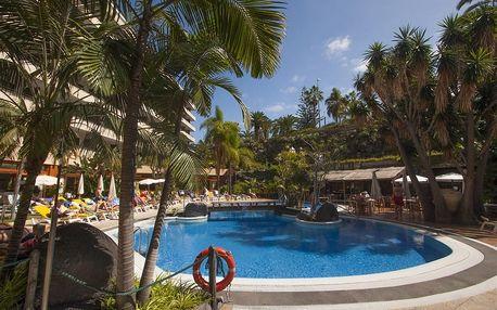 Kanárské ostrovy - Tenerife na 8 dní, all inclusive nebo polopenze s dopravou letecky z Prahy 500 m od pláže